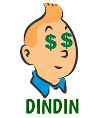 Camiseta Dindin Vandal