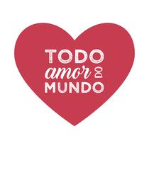 Camiseta Todo Amor Do Mundo  f6d7ead752e18